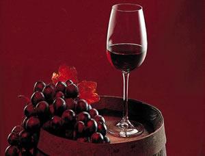 O vinho é uma bebida fermentada.
