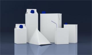 Exemplos de embalagens cartonadas longa vida usadas no cotidiano