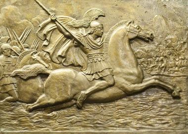Alexandre Magno foi um dos maiores conquistadores do mundo antigo