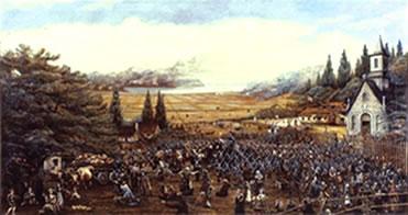 Da colonização ao processo de independência