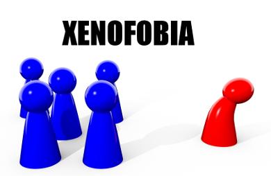 A xenofobia é um grande problema conjuntural na Europa
