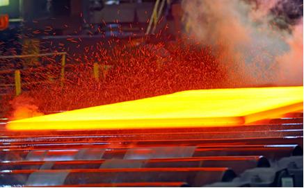 Produção de liga metálica a altas temperaturas