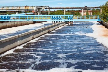Tratar águas residuárias pode ajudar no abastecimento da população