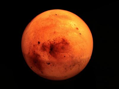 Marte – o planeta vermelho