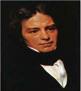 Michael Faraday, em 1842.