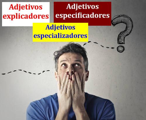 É possível identificar as delimitações do adjetivo no contexto do enunciado