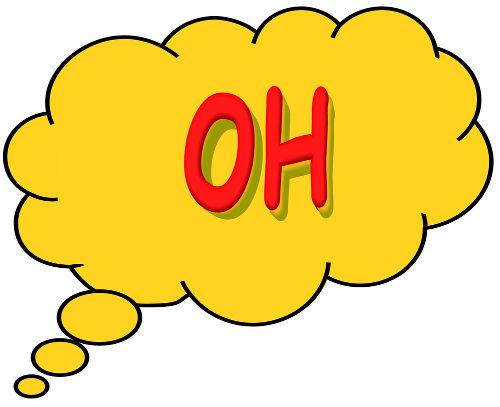 O hidróxido (OH) é o ânion liberado em toda dissociação de bases