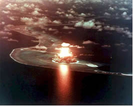 Origem da bomba atômica