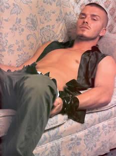 David Beckham: o representante fiel dos metrossexuais