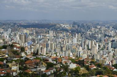 Belo Horizonte forma a terceira maior região metropolitana do Brasil