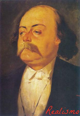 """Gustave Flaubert foi o escritor da primeira obra considerada realista: """"Madame Bovary"""""""