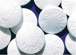 Evolução da aspirina