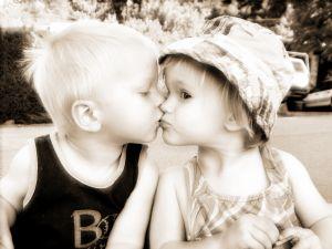 O beijo é um segredo que se diz na boca e não no ouvido