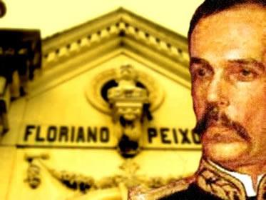 Paternalismo e violência marcam os anos em que Floriano Peixoto assumiu a presidência.