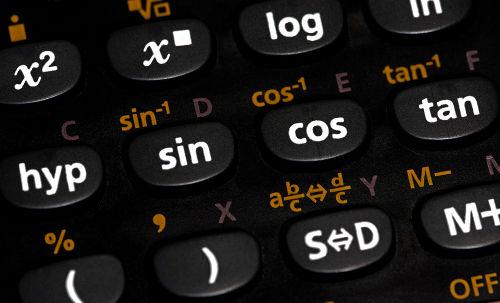 Fórmulas usadas para cálculo de razões trigonométricas envolvendo arcos duplos