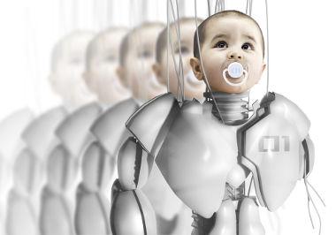 A clonagem humana é um ponto em que a ética e a ciência encontram-se. A Filosofia da Ciência tenta responder a esse dilema