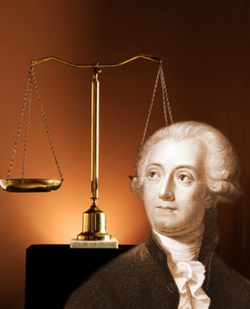 A lei de conservação das massas foi criada por Lavoisier