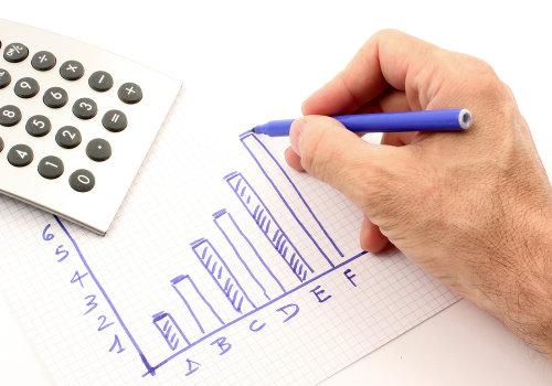 Amplitude e desvio são medidas que ajudam a analisar os dados de gráficos e tabelas