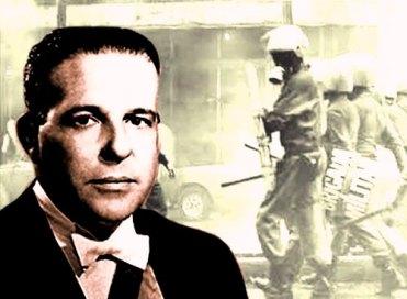 O Golpe de 1964: a crise política que tirou João Goulart da Presidência do Brasil.