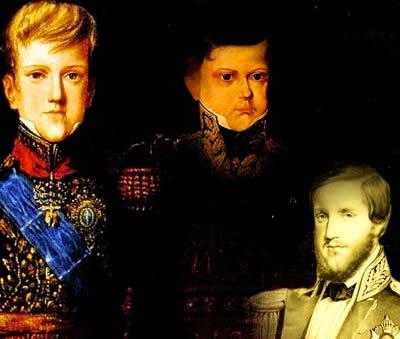 A chegada de Dom Pedro II ao poder foi viabilizada pelo Golpe da Maioridade.