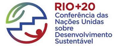 A Rio + 20 será realizada entre os dias 13 e 22 de junho de 2012
