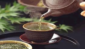 Como obter cafeína a partir de chá verde