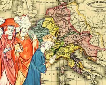 Império Carolíngio: devoção religiosa e militarismo em um dos maiores governos da Europa Medieval.