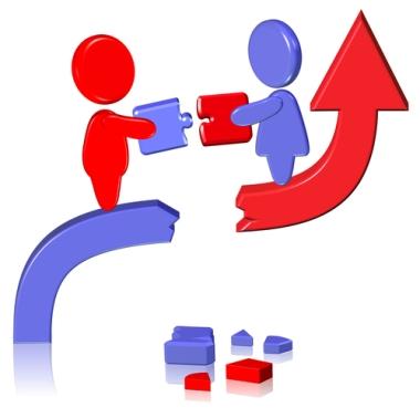 Joint Venture é a colaboração associada entre duas empresas a fim de alavancarem o seu desenvolvimento e produção