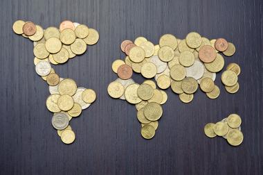 O capitalismo financeiro estende-se, atualmente, por todo o mundo