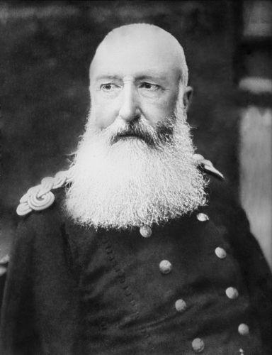 Leopoldo II, rei da Bélgica, ficou marcado na história como o símbolo da crueldade imperialista praticada no Congo Belga.*