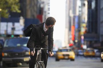 O uso da bicicleta pode ser uma alternativa para diminuir o uso do carro