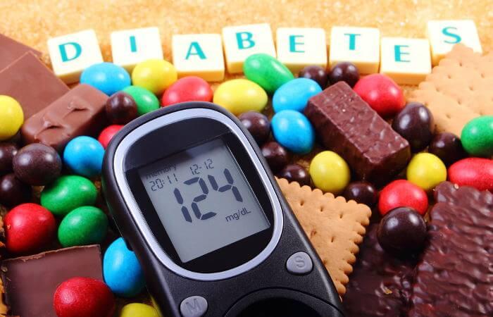 O diabetes mellitus é uma doença relacionada com o aumento dos níveis de glicose no sangue.