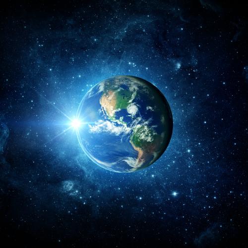 Se a Terra parasse de girar, o mais provável é que a vida seria extinta.