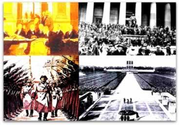 A política de alianças e os principais fatos que antecederam a Segunda Guerra Mundial