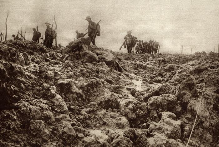 A trégua de Natal foi um dos acontecimentos mais inusitados da Primeira Guerra