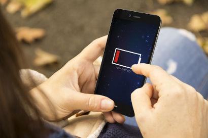Qual é o gasto anual de energia de um <i>smartphone</i>?