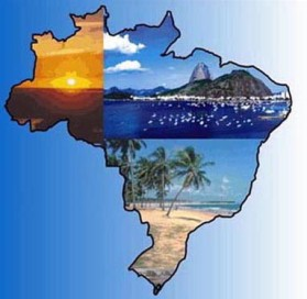 Brasil, um país com potencial turístico