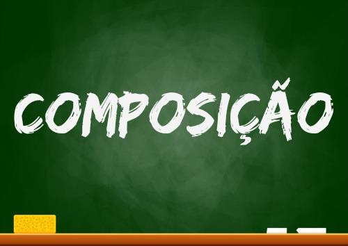 As composições por justaposição e por aglutinação são processos de composição de novas palavras