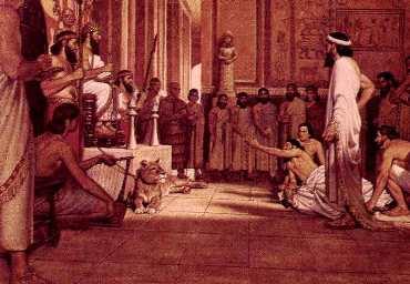 Hamurábi, um dos principais reis babilônicos.