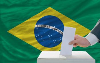 O voto proporcional em lista é a forma presente no nosso sistema eleitoral atual
