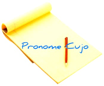 Uso do pronome cujo