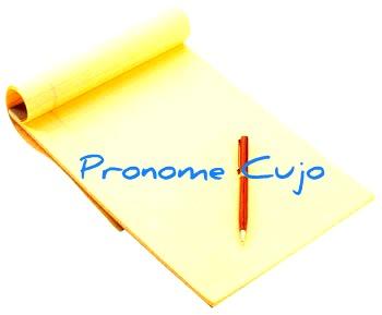 "O uso do pronome ""cujo"" se encontra submetido a critérios específicos"