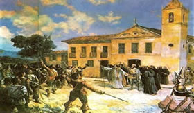 Aclamação de Amador Bueno: a primeira das revoltas nativistas