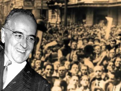 Vargas negociou em um cenário político que se tornava cada vez mais diverso.