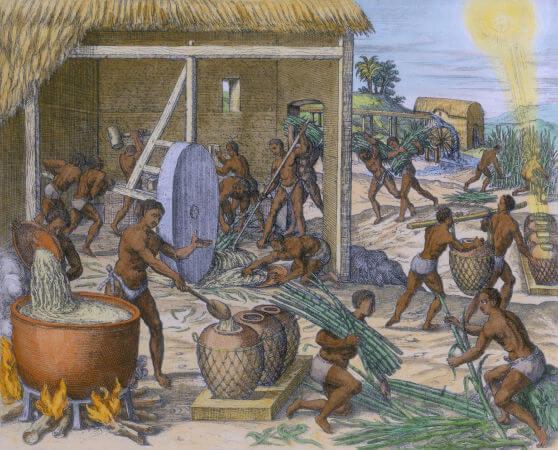 A escravidão no Brasil foi uma instituição cruel que existiu durante mais de 300 anos.