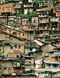 Países subdesenvolvidos e os problemas sociais