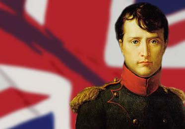 Napoleão pretendia enfraquecer a Inglaterra com a imposição do Bloqueio Continental.