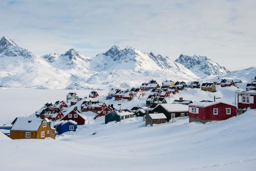 Temperaturas negativas, baixa umidade e precipitações são características do clima polar