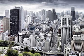 As ilhas de calor concentram-se nos grandes centros urbanos por conta da dificuldade de dispersão do calor nesses espaços