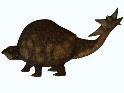 O gliptodonte já foi extinto